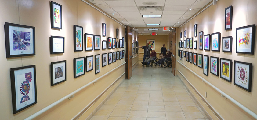 picture hanging systems for gallery quality art displays